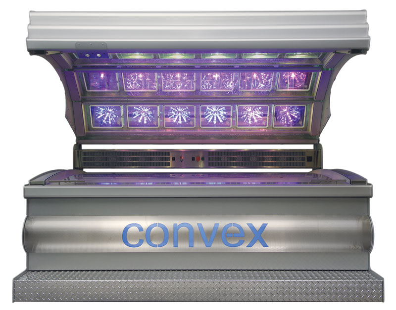 Convex 360 gallery commercial grade tanning beds for 360 tanning salon